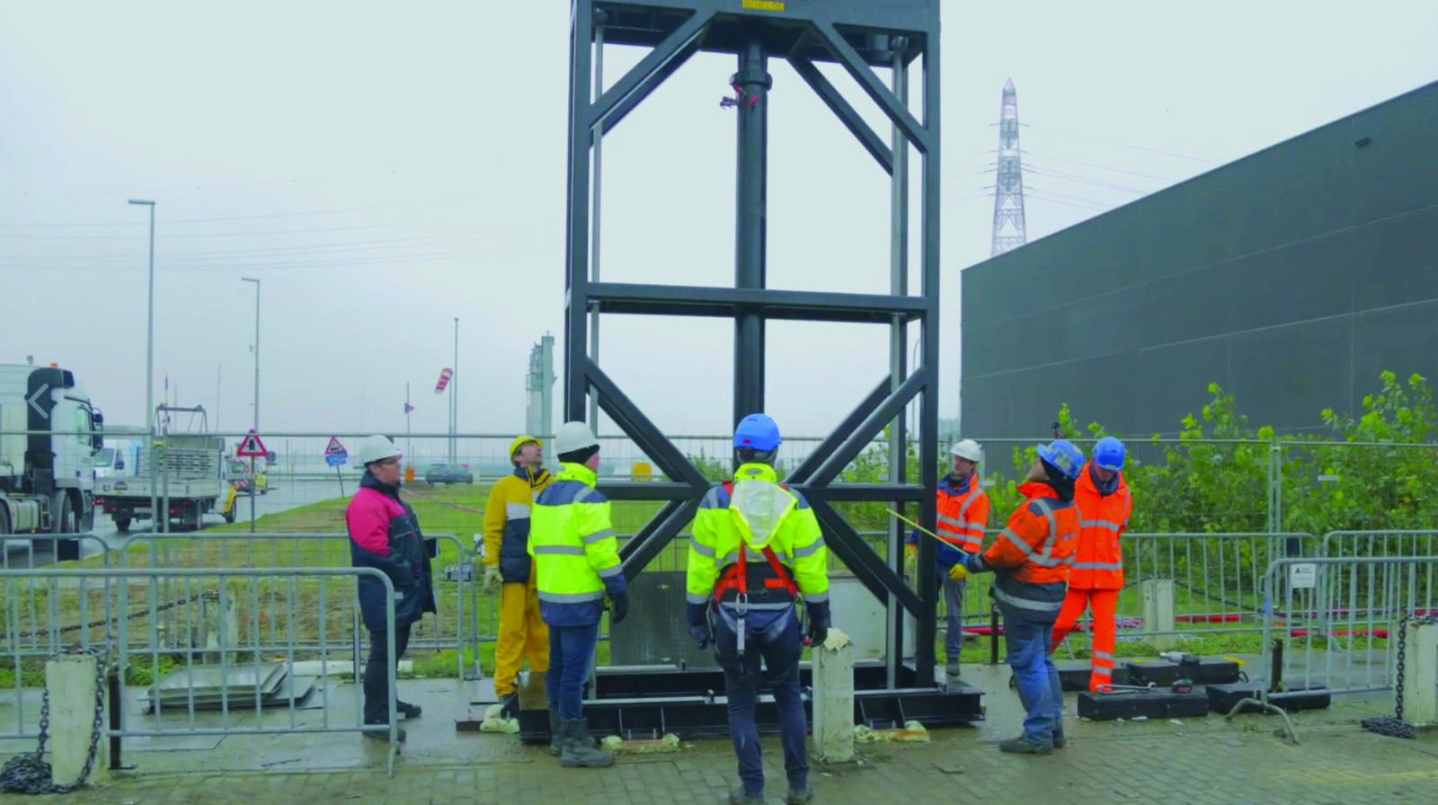 Je bekijkt nu 200 kW turbine for Antwerp