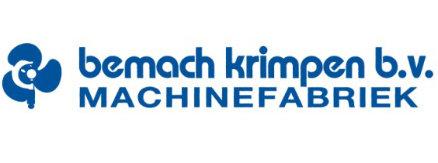 Bemach krimpen machinefabriek logo